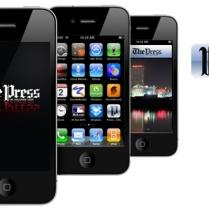Press Mobile Branding