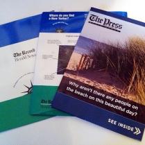 Assorted Media Kits