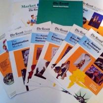 Market Research Folders