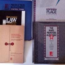 NAPL Management Books