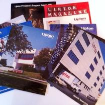 Lipton Quarterly Magazines